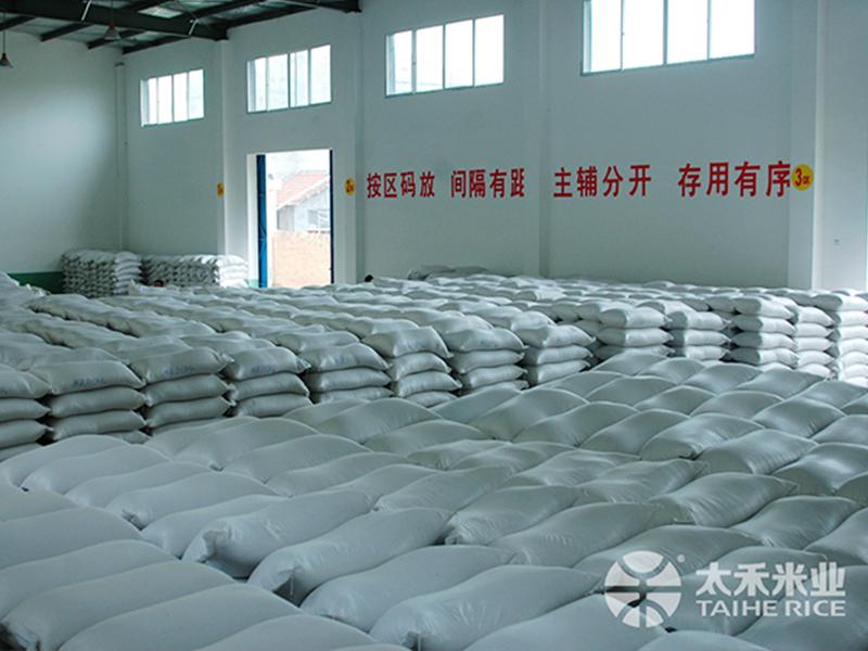 传统工艺冷米仓